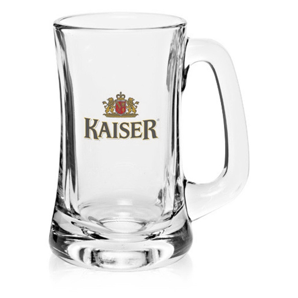 Scandinavia 15 oz Mug- Clear