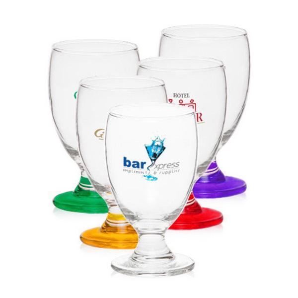 10.5 oz. Long Stem Provenza Water Goblets