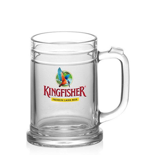 Clear 16 oz Arc Koblenz beer mug