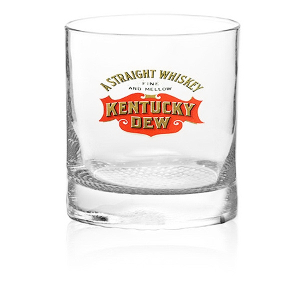 Clear Libbey 11 oz. presidential finedge whiskey glass