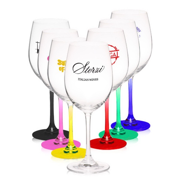 19 oz 100% Lead free crystal wine glass