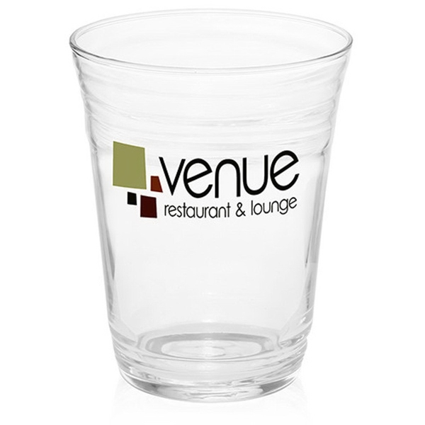 16 oz ARC Clear Glass Party Cup