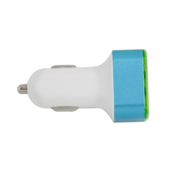 Triple USB Universal Car Charger Adapter