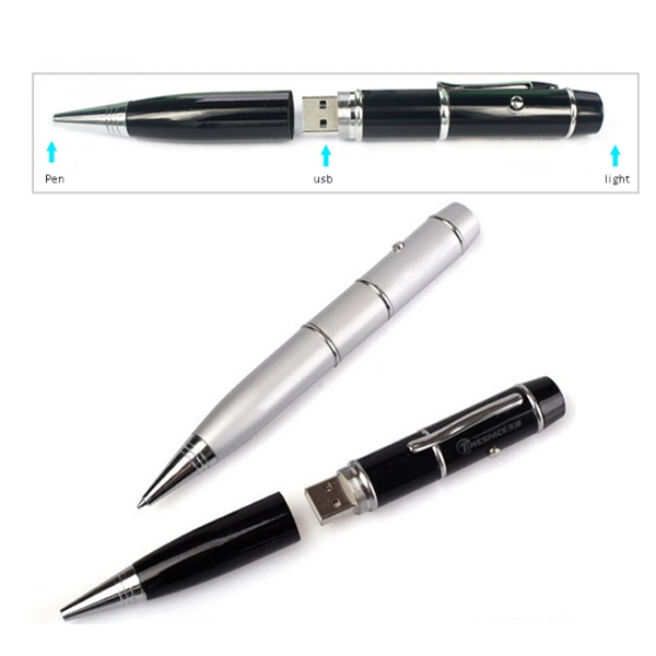 All-in-one Flash Drives Pen