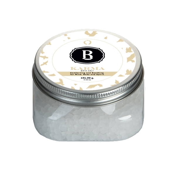 5.33 oz. Essential Oil Infused Bath Salts