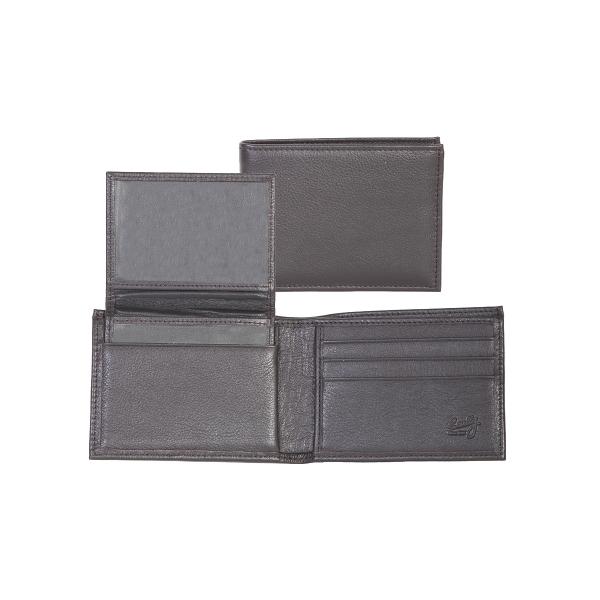 Slim Bill Fold w/ Removable Case