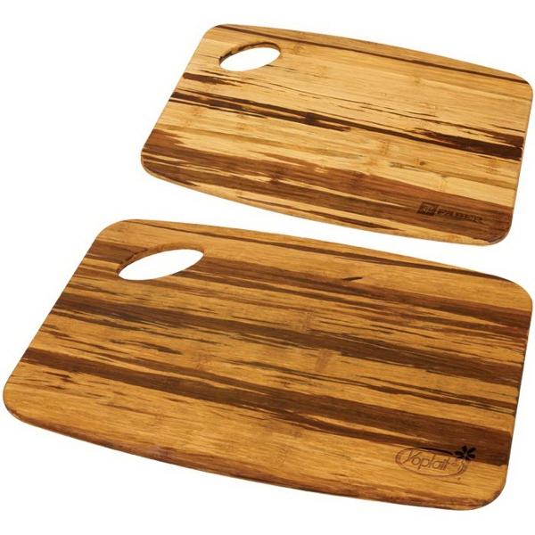 Grove Bamboo Cutting Board Set