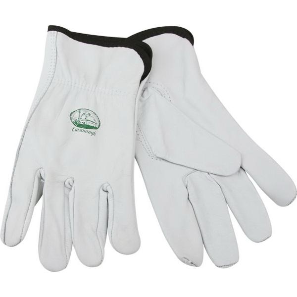 Cow Grain Driver's Glove