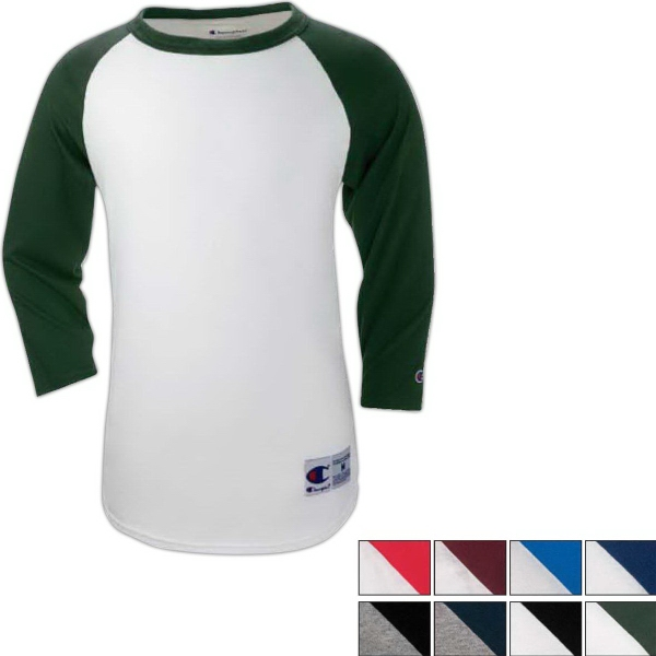 Adult raglan baseball t-shirt