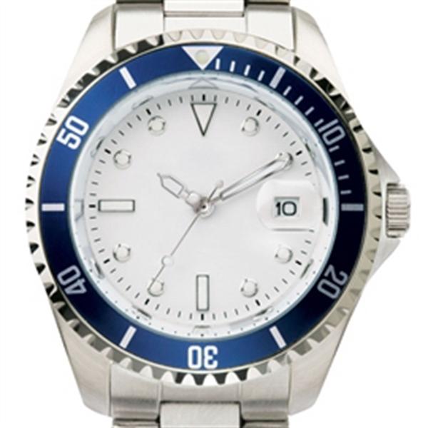 Bracelet Style Men's High Tech Watch