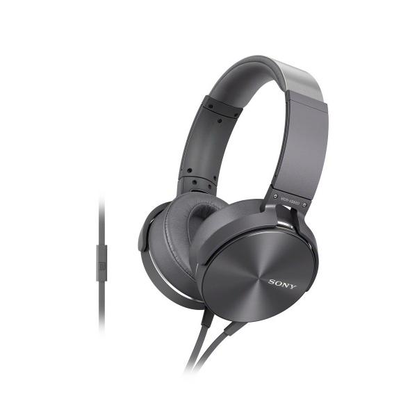 Sony On Ear Extra Bass Smartphone Headphones