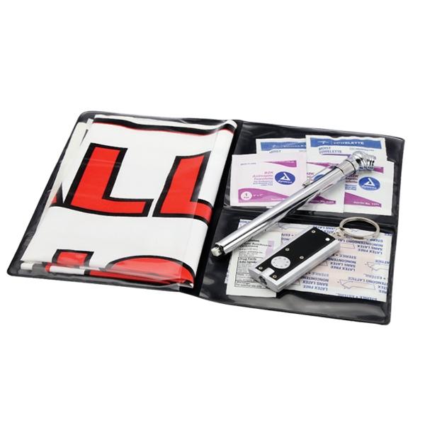 Glove Compartment Auto Kit