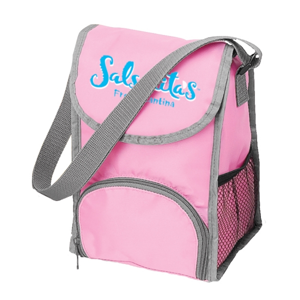 2 COMPARTMENT LUNCH SACK-SP