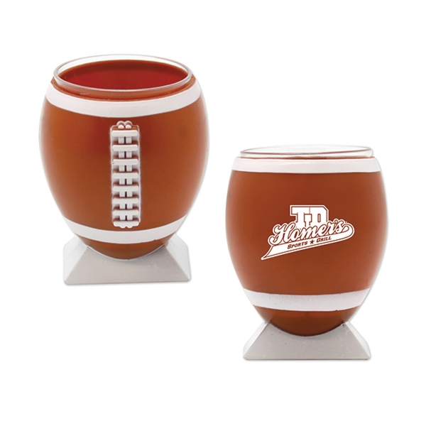 Football Shot Glass Cup