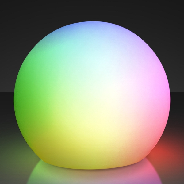 "8"" LED Orb Deco Ball Centerpiece Lights"