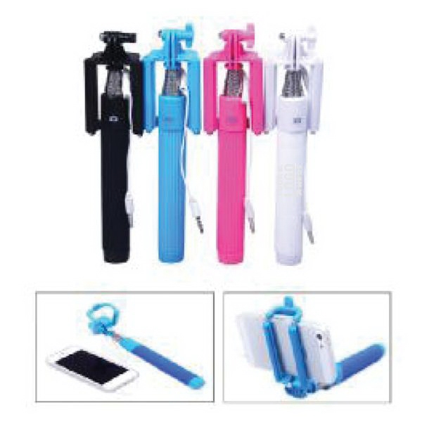 Foldable Wire Selfie Stick