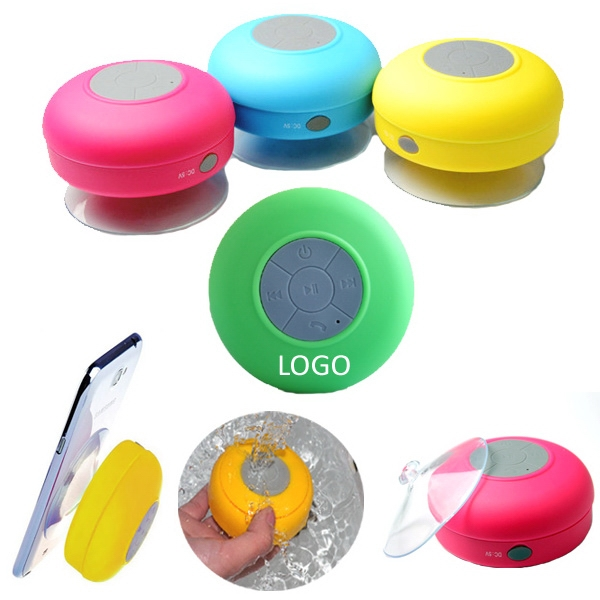 Waterproof Wireless Mini Speaker