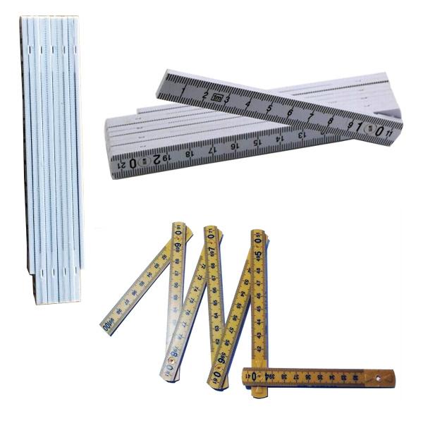 10 Folds Ruler