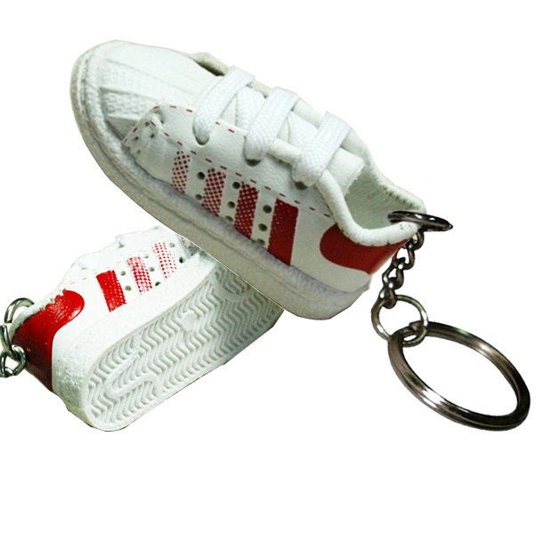 Mini Finger Shoe Keychain