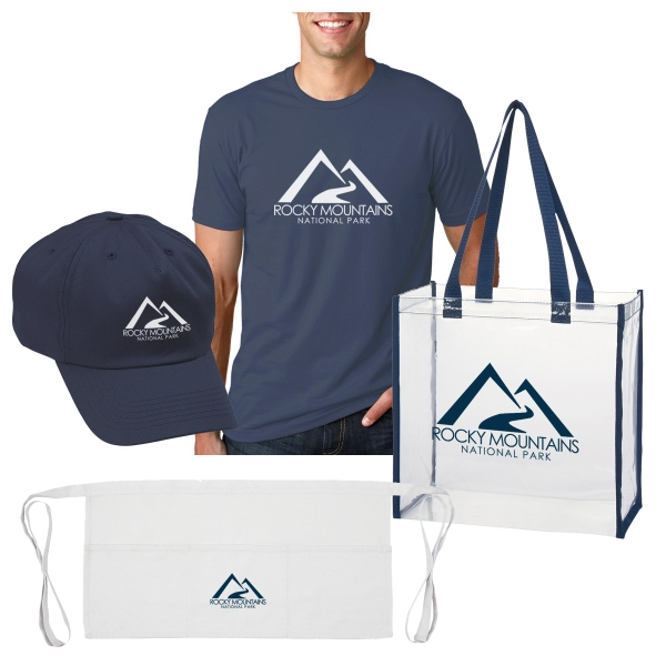Fashion T-Shirt & Cap Uniform Kit
