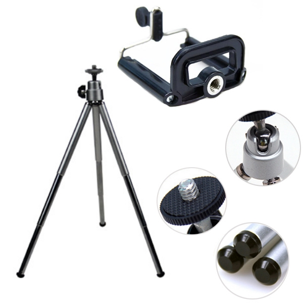 Tripod Camera Holder for Smartphones
