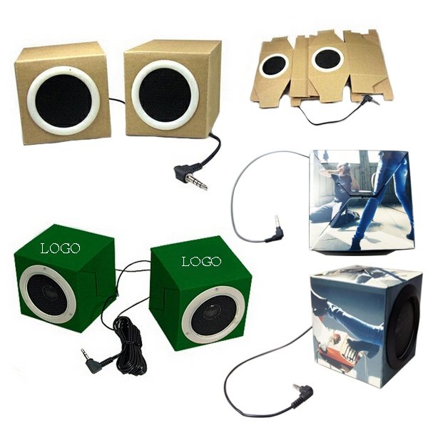 Paper Mini Speaker