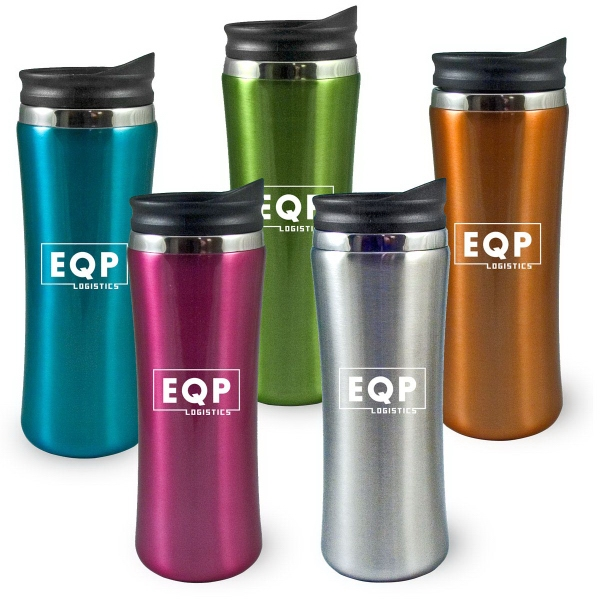 14 oz Colorful Stainless Steel Tumbler