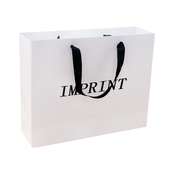 Custom Shopping Paper Bags
