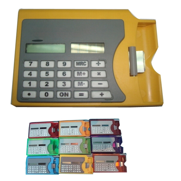 Solar Card Holder Calculator