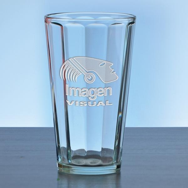 Optic Pint Mixing Glass