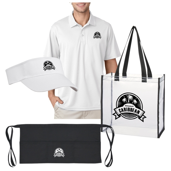 Polo & Visor Uniform Kit