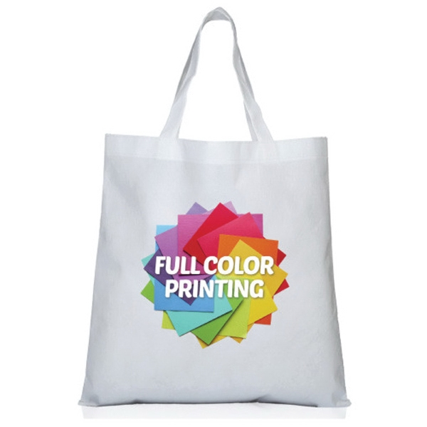Full Color Non-Woven Catalina Tote Bags