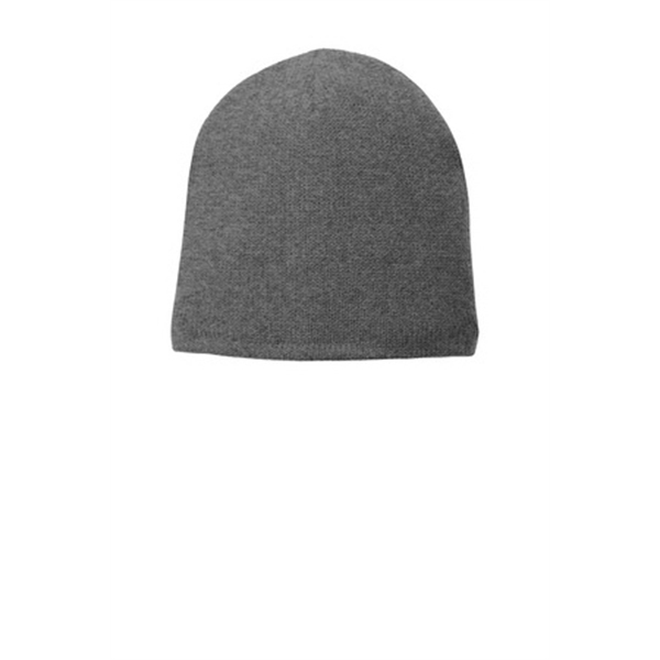 Port & Company Fleece-Lined Beanie Cap.