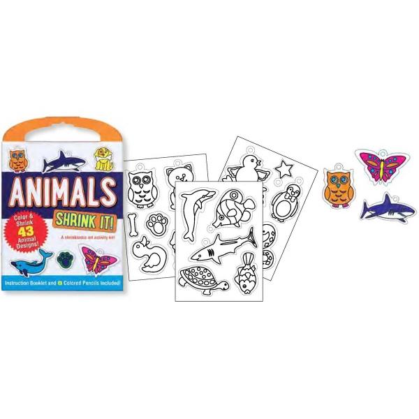 Animals Shrink It! Kit
