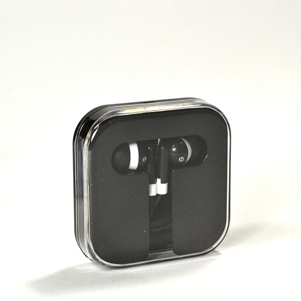 Ear bud with case