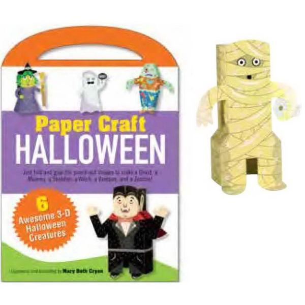 Paper Craft Halloween Kit