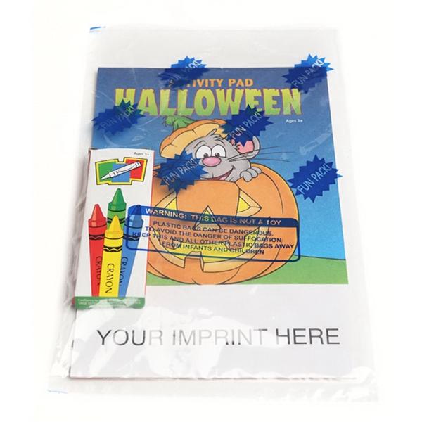 Halloween Activity Pad Fun Pack