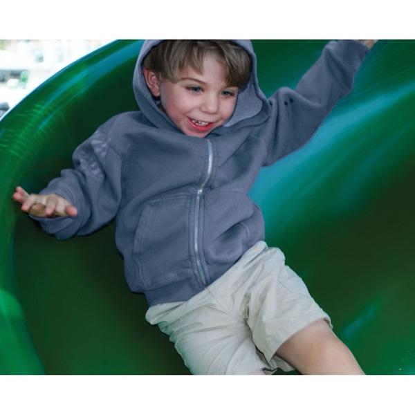 Chouinard Youth 80/20 Cotton/Poly 10 oz Full Zip Sweatshirt