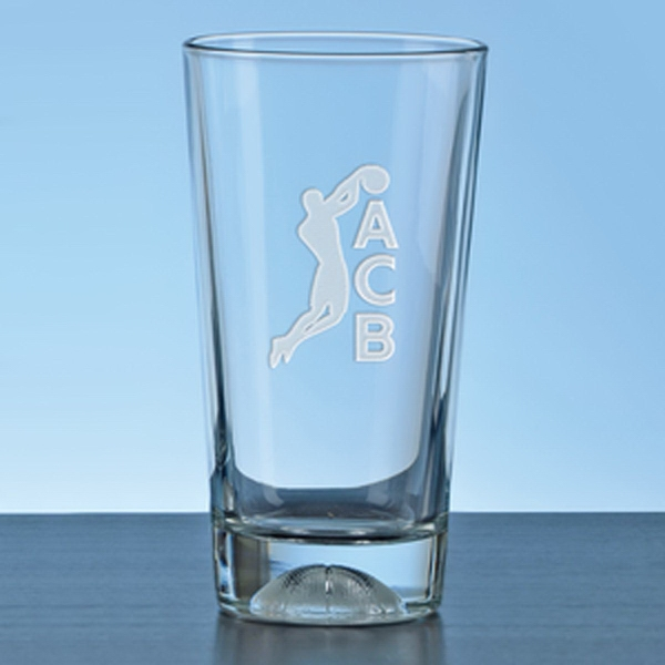 Sport Bottom Pint Glasses