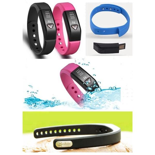 Fitness Tracker Watch Waterproof