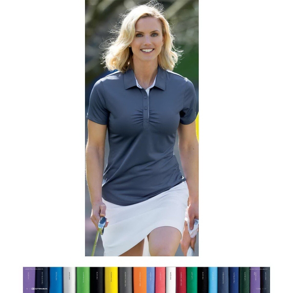 CB DryTec (TM) Adler Ladies' Polo
