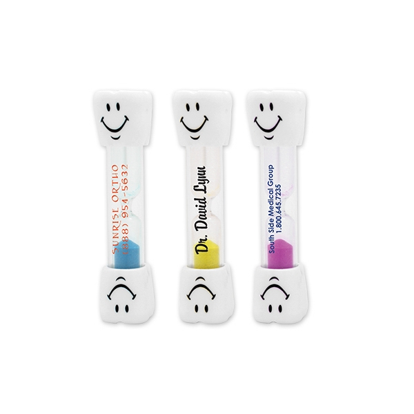 Smile Brushing Sand Timer
