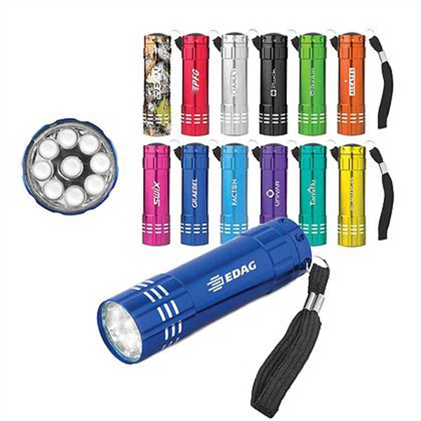 Renegade Aluminum Flashlight