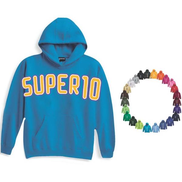 Youth Super-10 Hoodie