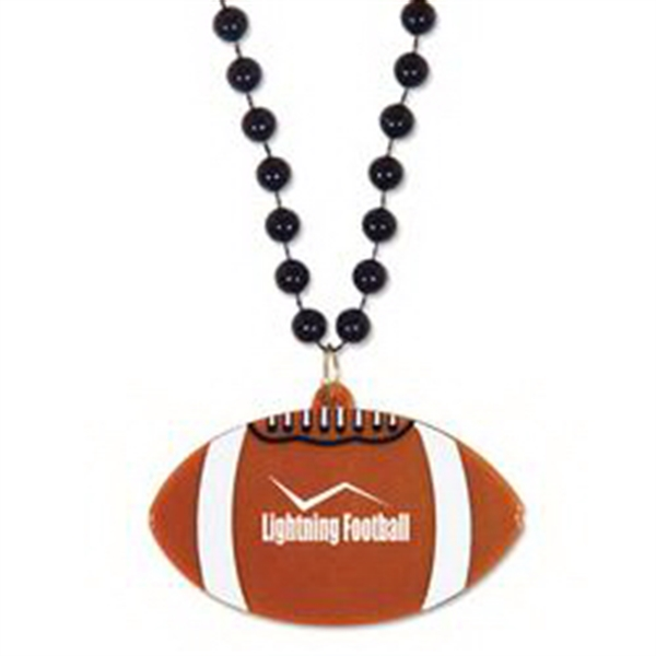 Sports Medallion Beads