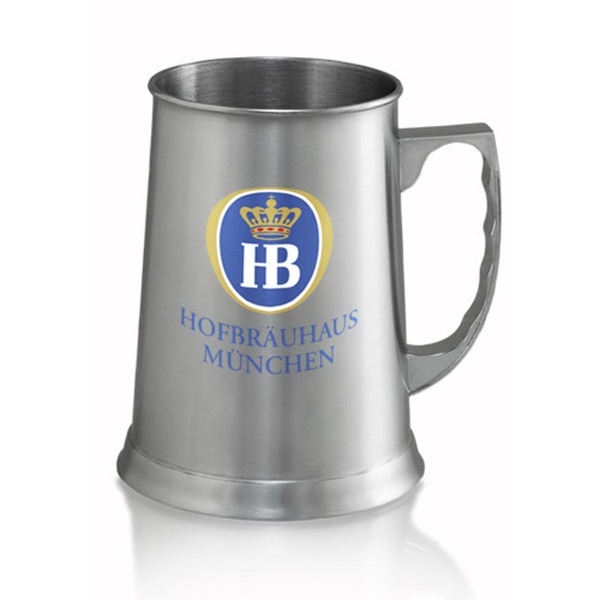 13.5oz Stainless Steel Beer Mugs