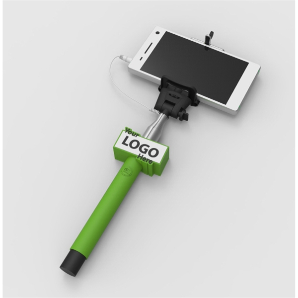 Selfie Stick with Cable - Fully Customizable - SS03-C