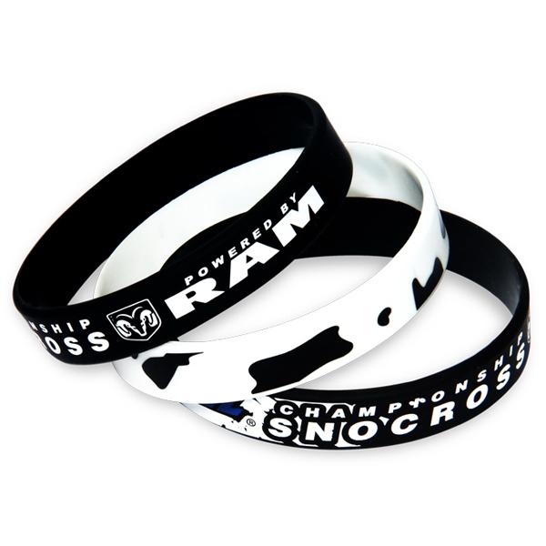 Custom Printed Bracelets