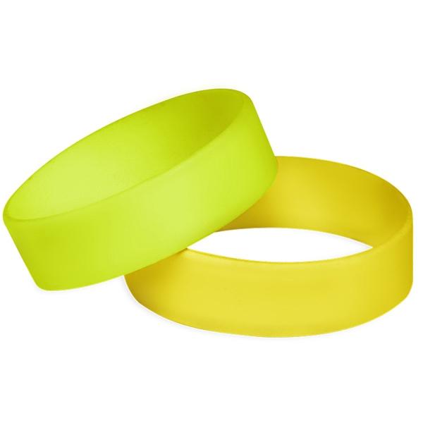 "Custom 3/4"" Blank Bracelets"