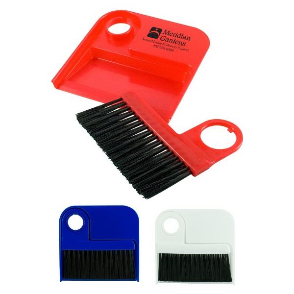Dust Pan and Brush - Dust pan and brush